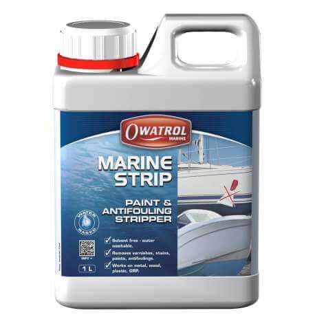 OWATROL MARINE STRIP - odstraňovač barev a antifoulingu