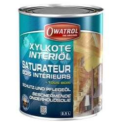 OWATROL XYLKOTE - tvrzený saturační olej do interiéru